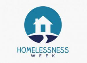 homelessness week logo